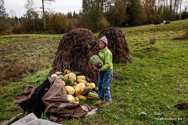 314 800x532 Белорусские отшельники уже20 летживут безсвета, газа иводопровода, нонасвоей земле