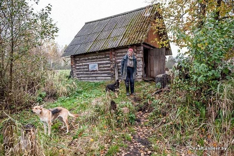 431 800x532 Белорусские отшельники уже20 летживут безсвета, газа иводопровода, нонасвоей земле