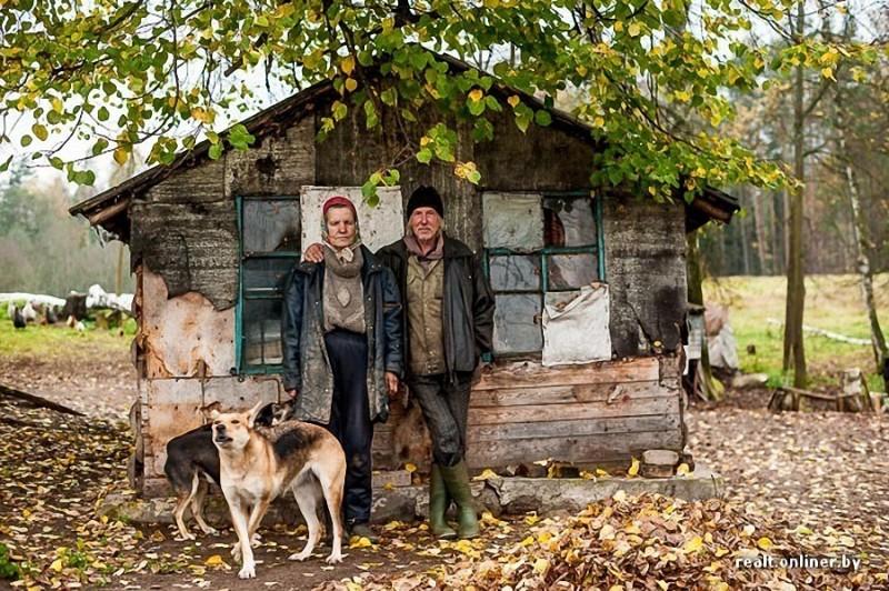 551 800x532 Белорусские отшельники уже20 летживут безсвета, газа иводопровода, нонасвоей земле