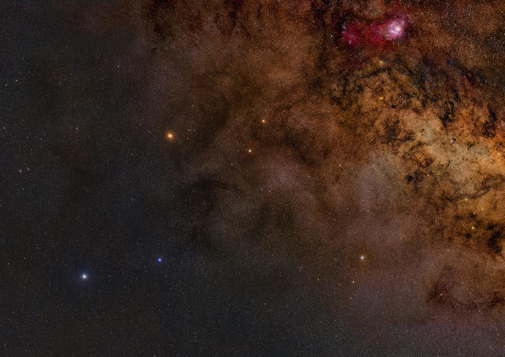 Adam Block 14 Прогулка по Млечному Пути с лучшими астрофотографами
