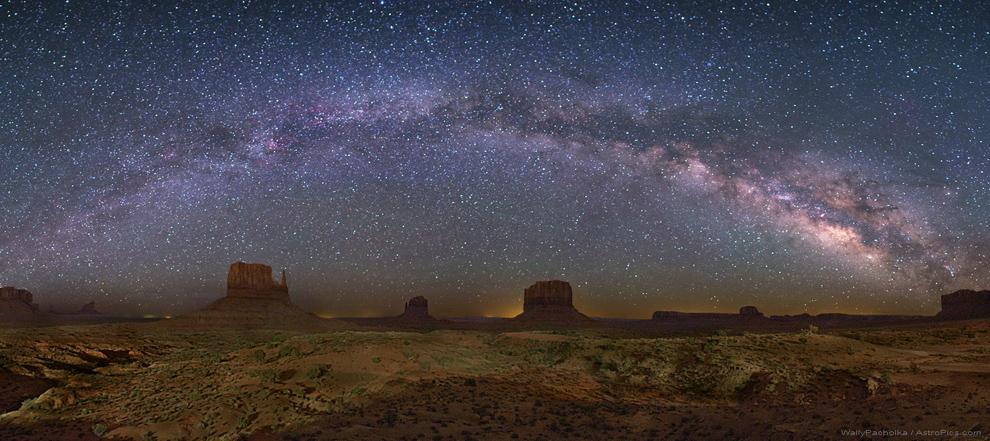 Adam Block 4 Прогулка по Млечному Пути с лучшими астрофотографами