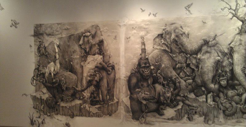 Adonna Khare's Amazing 10 Рисунок карандашом в 26 кв.м.