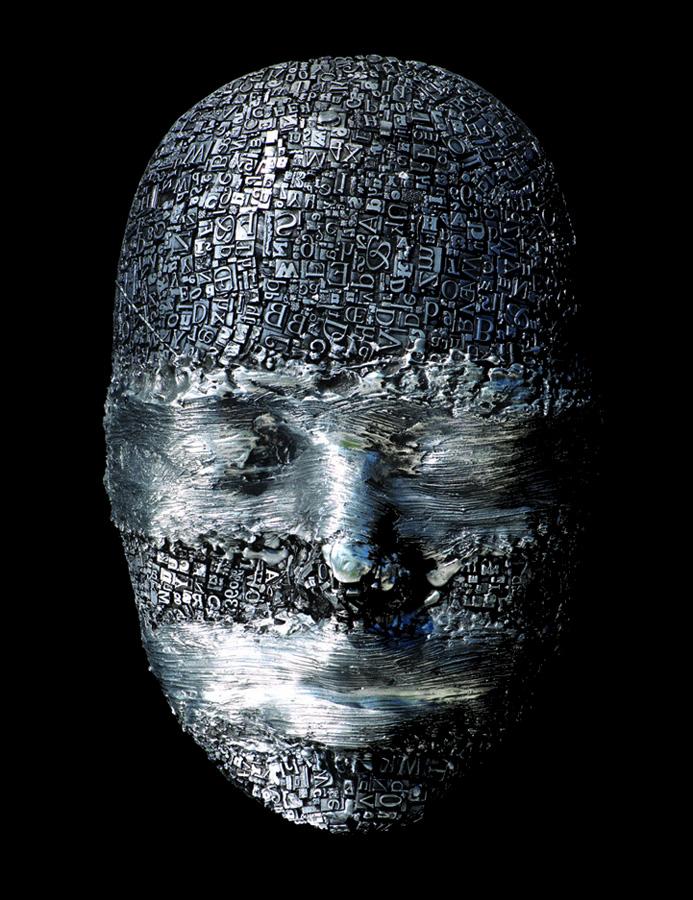 Amazing Masks 1 Маски из металлолома