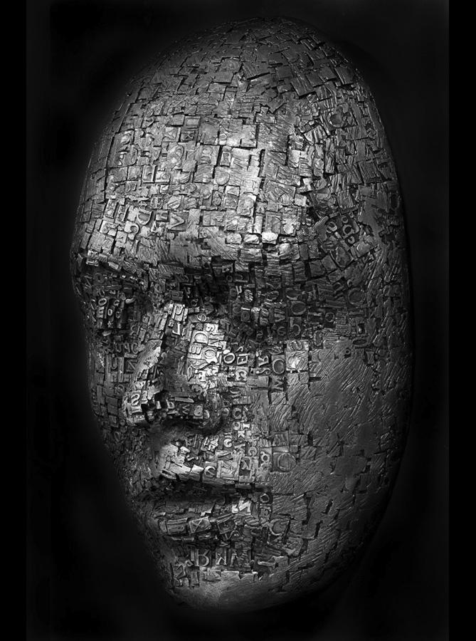 Amazing Masks 10 Маски из металлолома