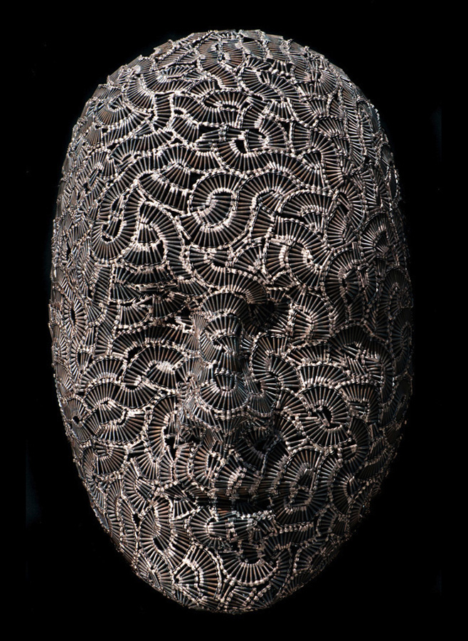 Amazing Masks 3 Маски из металлолома