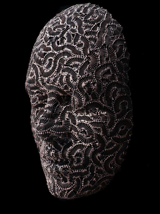 Amazing Masks 4 Маски из металлолома