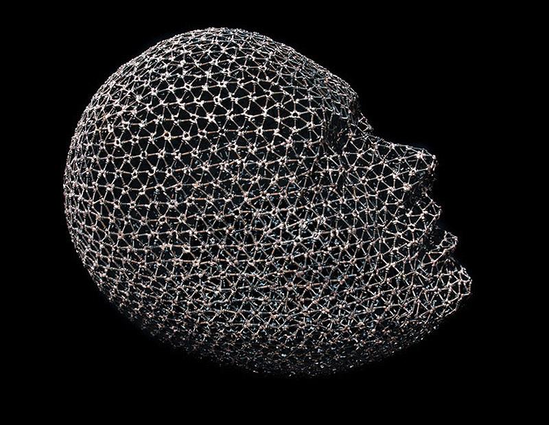 Amazing Masks 5 Маски из металлолома