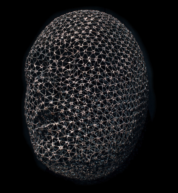 Amazing Masks 6 Маски из металлолома