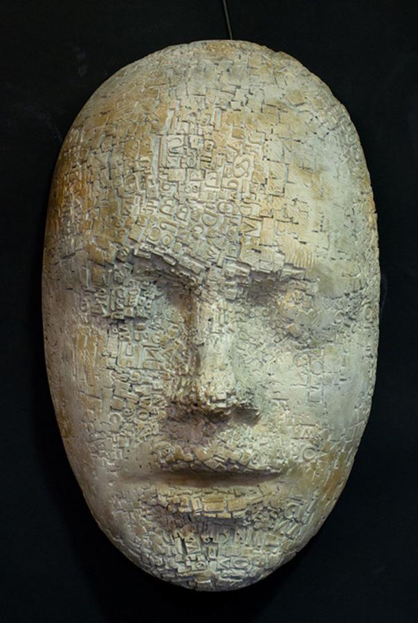 Amazing Masks 8 Маски из металлолома