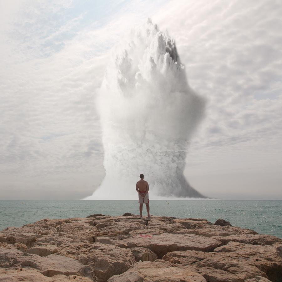Atomic Overlook 2 Вид на атомный взрыв