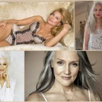 Как стареть красиво: модели за 50