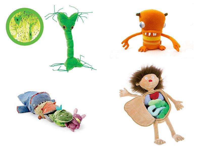 Десятка самых странных мягких игрушек