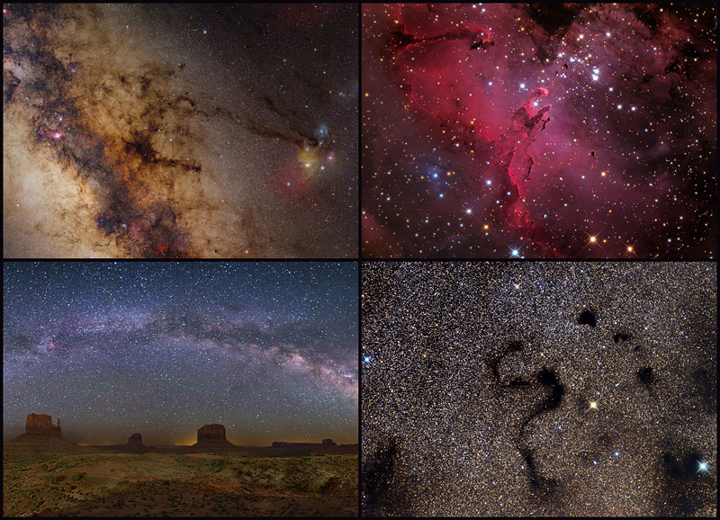 Прогулка по Млечному Пути с лучшими астрофотографами