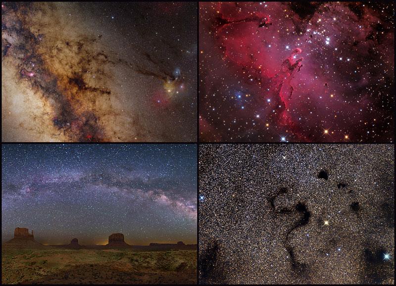 BIGPIC216 Прогулка по Млечному Пути с лучшими астрофотографами