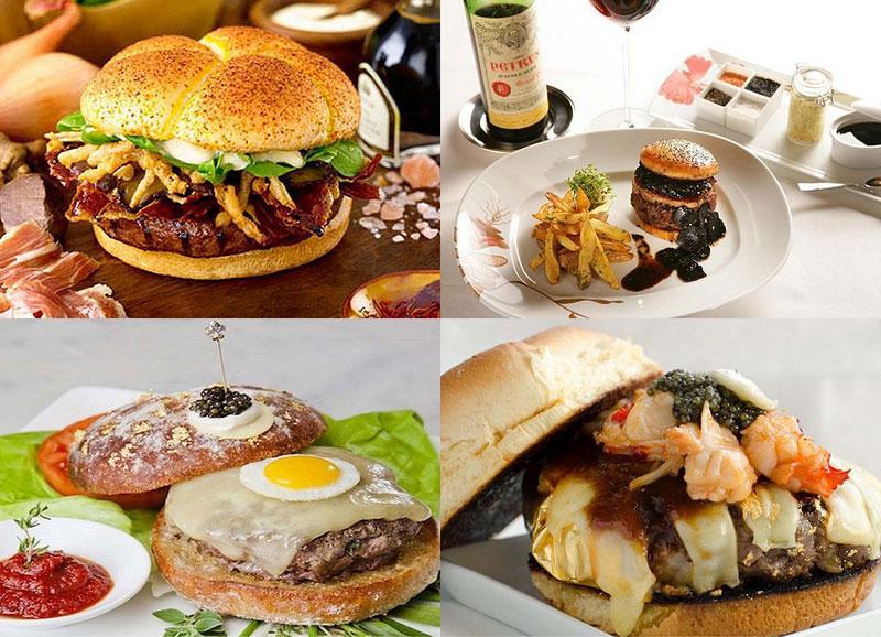BIGPIC23 10 самых дорогих гамбургеров в мире
