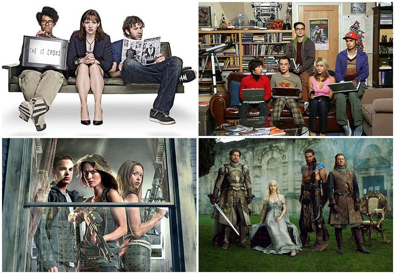 10 культовых сериалов длягиков