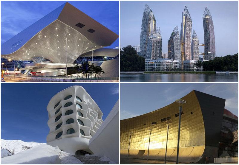 Призеры Всемирного фестиваля архитектуры 2012