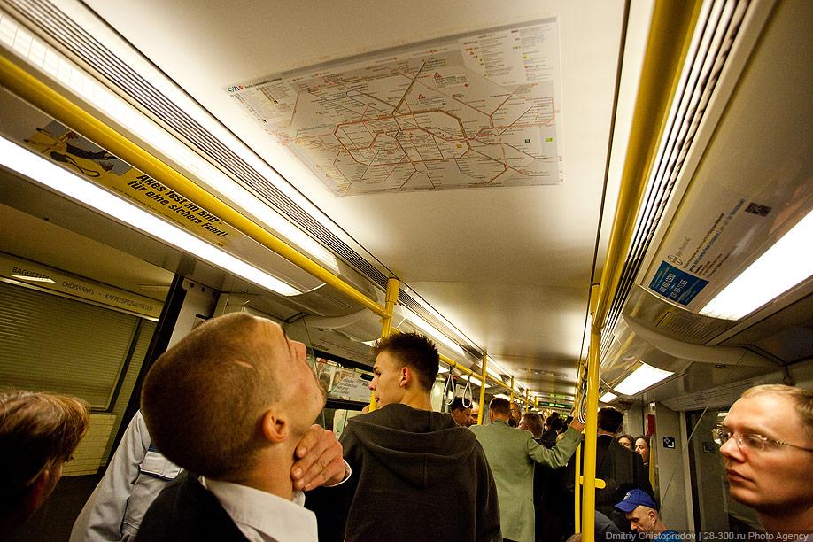 Berlin 16 Общественный транспорт Берлина