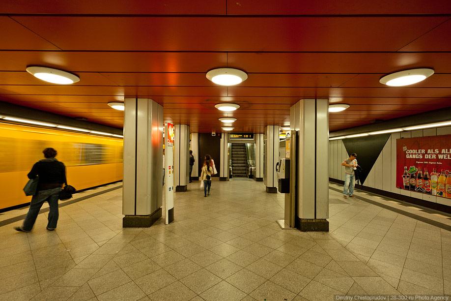 Berlin 19 Общественный транспорт Берлина