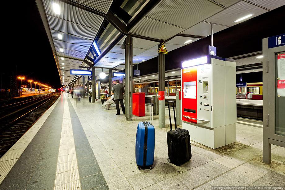 Berlin 27 Общественный транспорт Берлина