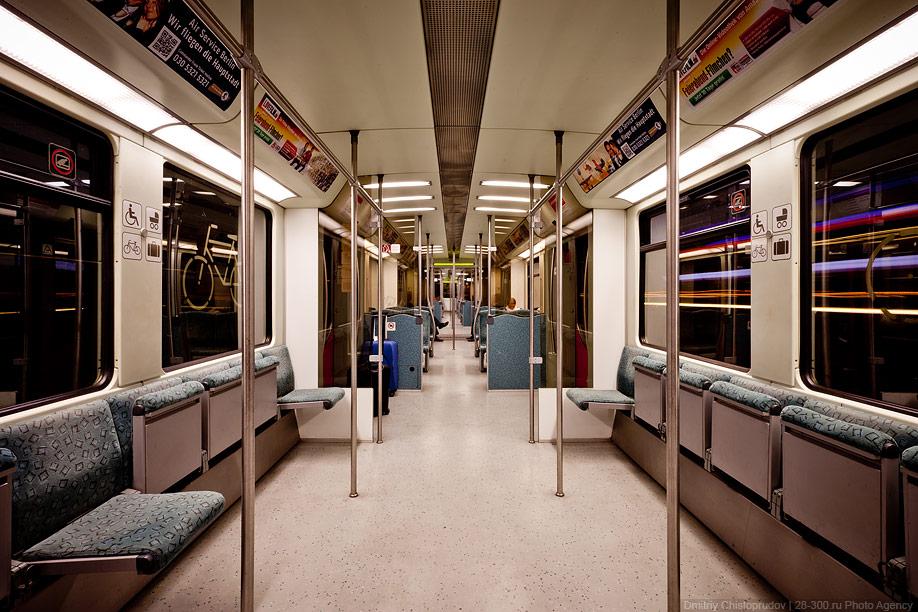 Berlin 28 Общественный транспорт Берлина