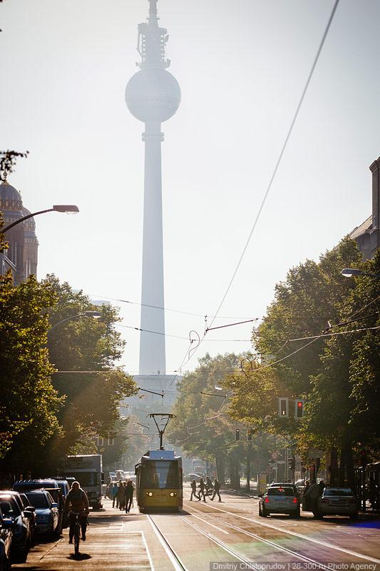 Berlin 7 Общественный транспорт Берлина
