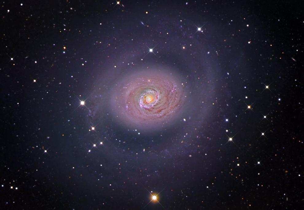 Bolgaria 1 Глубины Вселенной в работах любителя астрономии из Болгарии