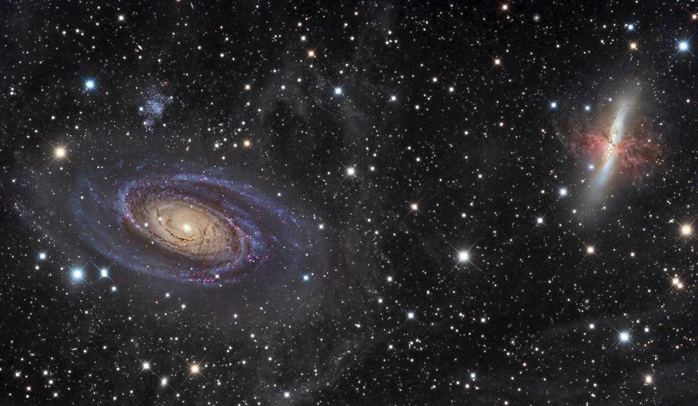 Bolgaria 13 Глубины Вселенной в работах любителя астрономии из Болгарии
