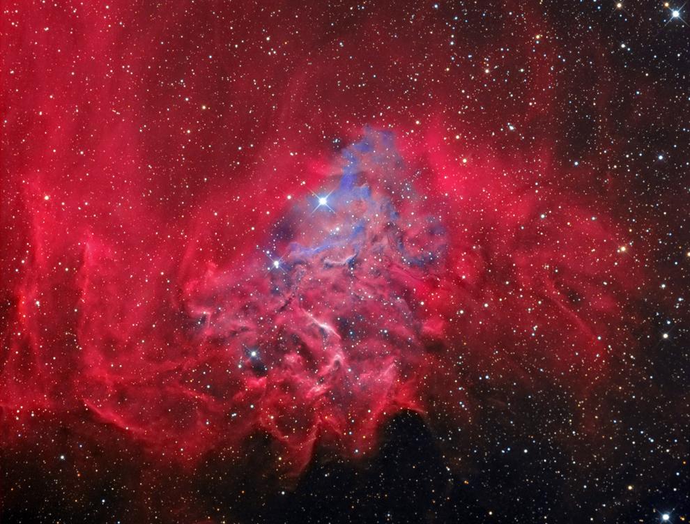 Bolgaria 2 Глубины Вселенной в работах любителя астрономии из Болгарии