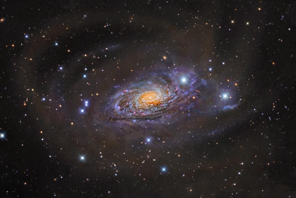 Bolgaria 20 Глубины Вселенной в работах любителя астрономии из Болгарии