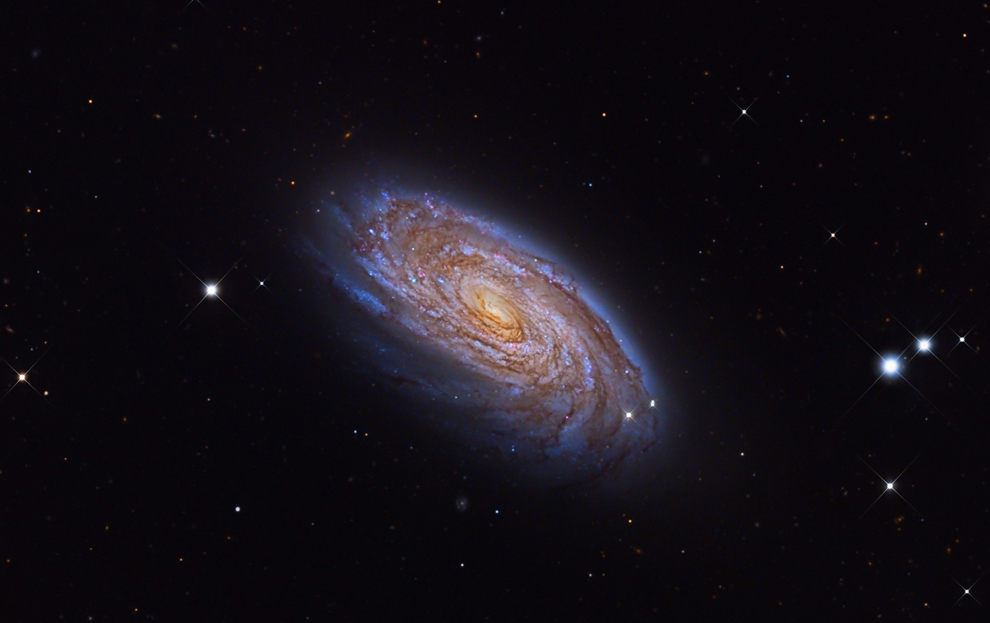 Bolgaria 5 Глубины Вселенной в работах любителя астрономии из Болгарии