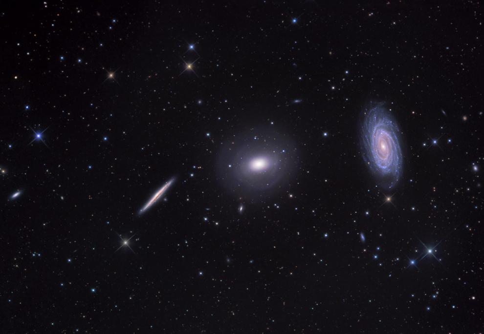 Bolgaria 9 Глубины Вселенной в работах любителя астрономии из Болгарии