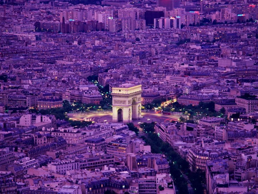 Breathtaking Architecture 8 Архитектура разных стран мира