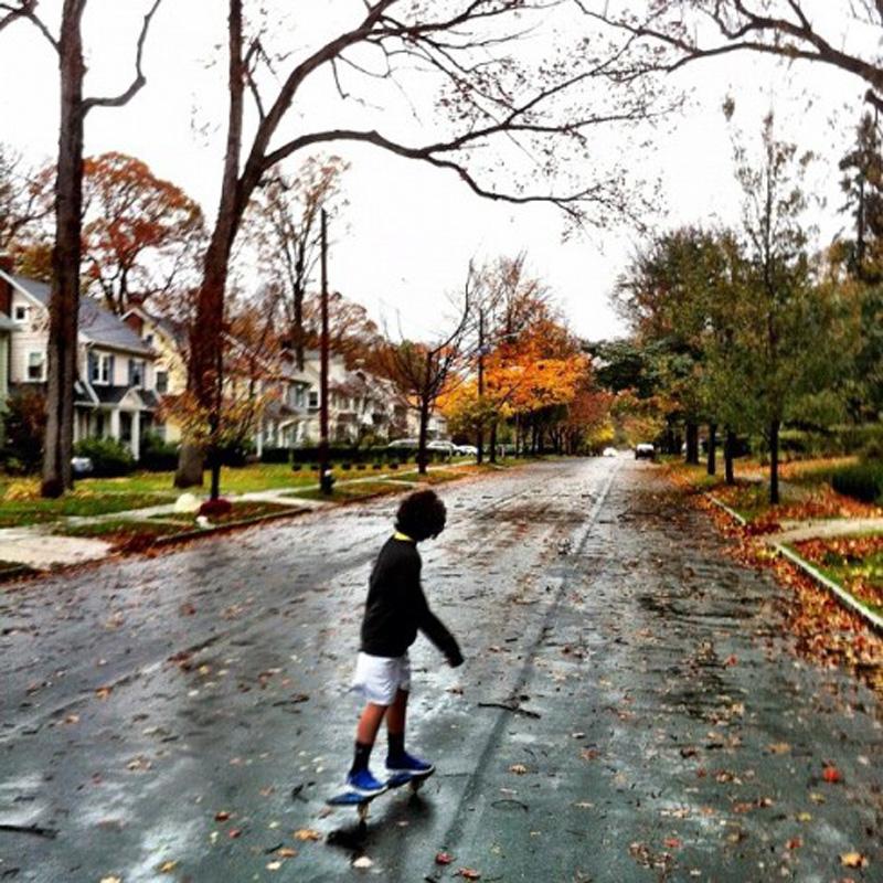 Capturing Sandy's Wrath 20 Уникальные фотографии: в эпицентре урагана Сэнди