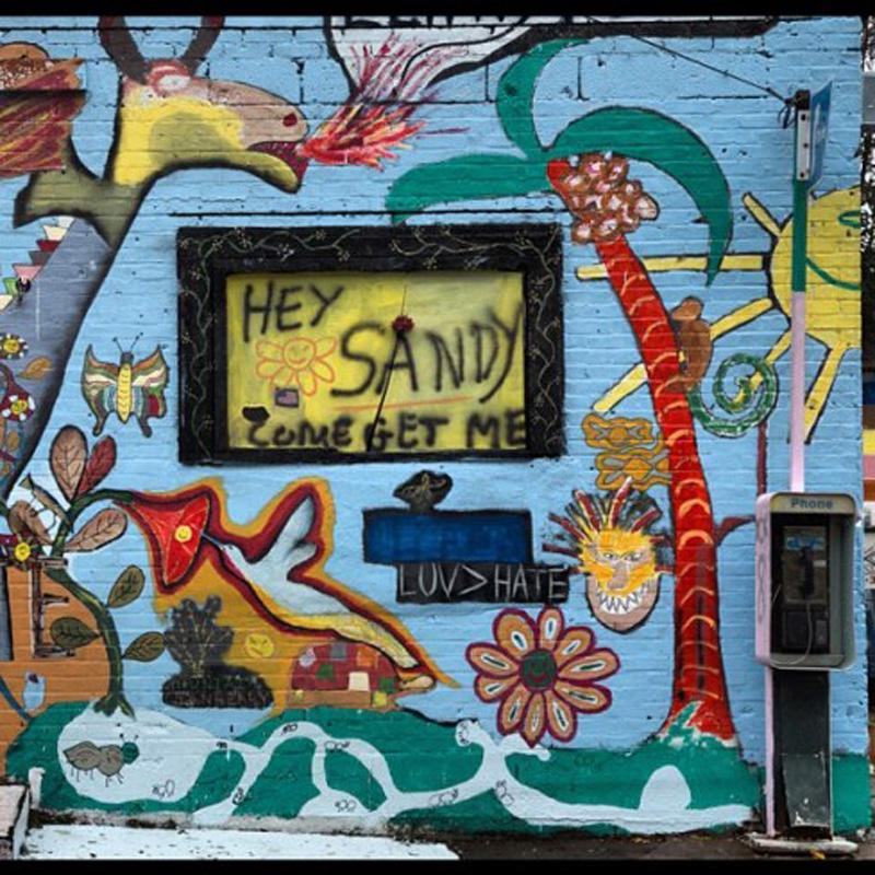 Capturing Sandy's Wrath 21 Уникальные фотографии: в эпицентре урагана Сэнди