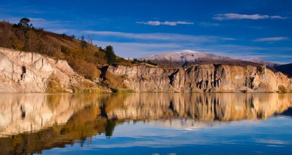 Красота пейзажей Новой Зеландии в объективе КрисаДжина