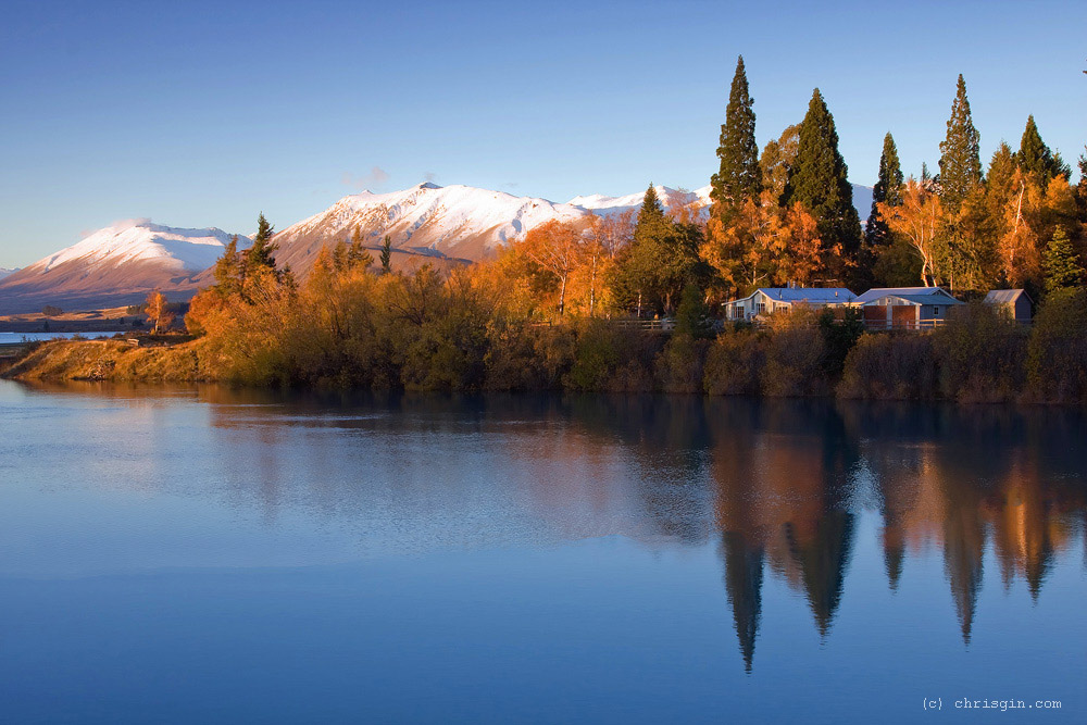 Chris Gin 13 Красота пейзажей Новой Зеландии в объективе Криса Джина