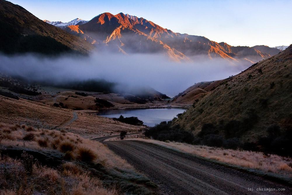 Chris Gin 14 Красота пейзажей Новой Зеландии в объективе Криса Джина