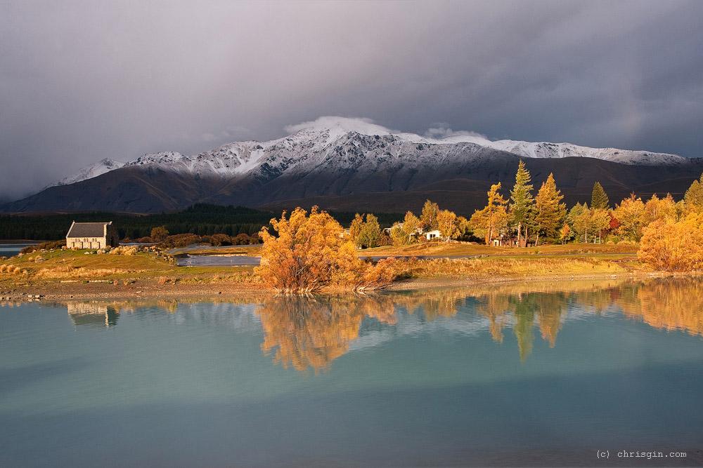 Chris Gin 18 Красота пейзажей Новой Зеландии в объективе Криса Джина
