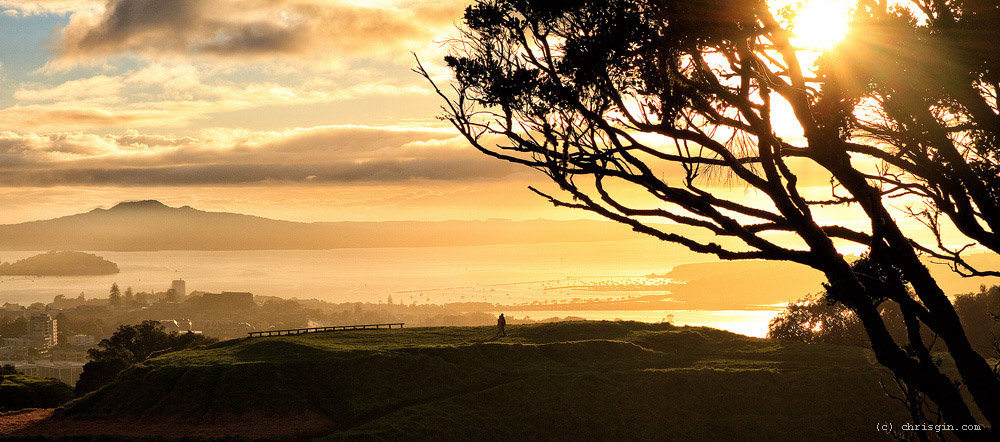 Chris Gin 19 Красота пейзажей Новой Зеландии в объективе Криса Джина