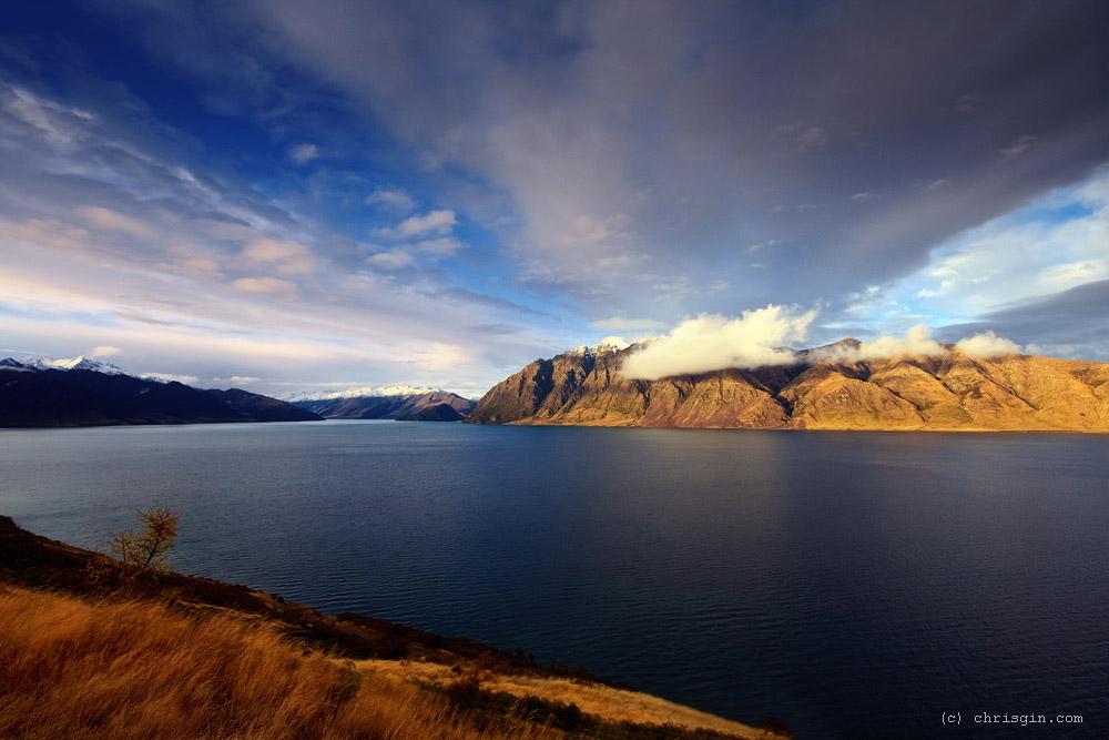 Chris Gin 22 Красота пейзажей Новой Зеландии в объективе Криса Джина