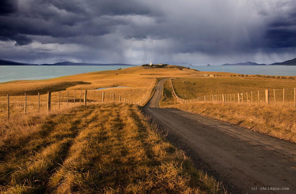 Chris Gin 24 Красота пейзажей Новой Зеландии в объективе Криса Джина