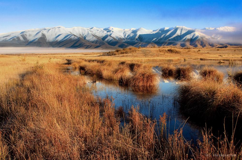 Chris Gin 29 Красота пейзажей Новой Зеландии в объективе Криса Джина