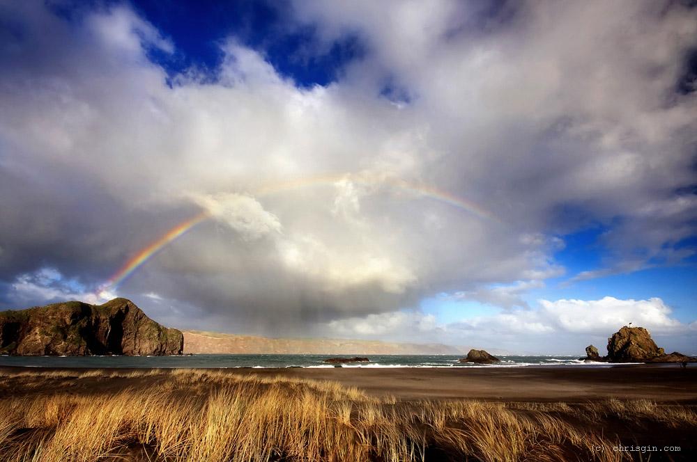 Chris Gin 30 Красота пейзажей Новой Зеландии в объективе Криса Джина