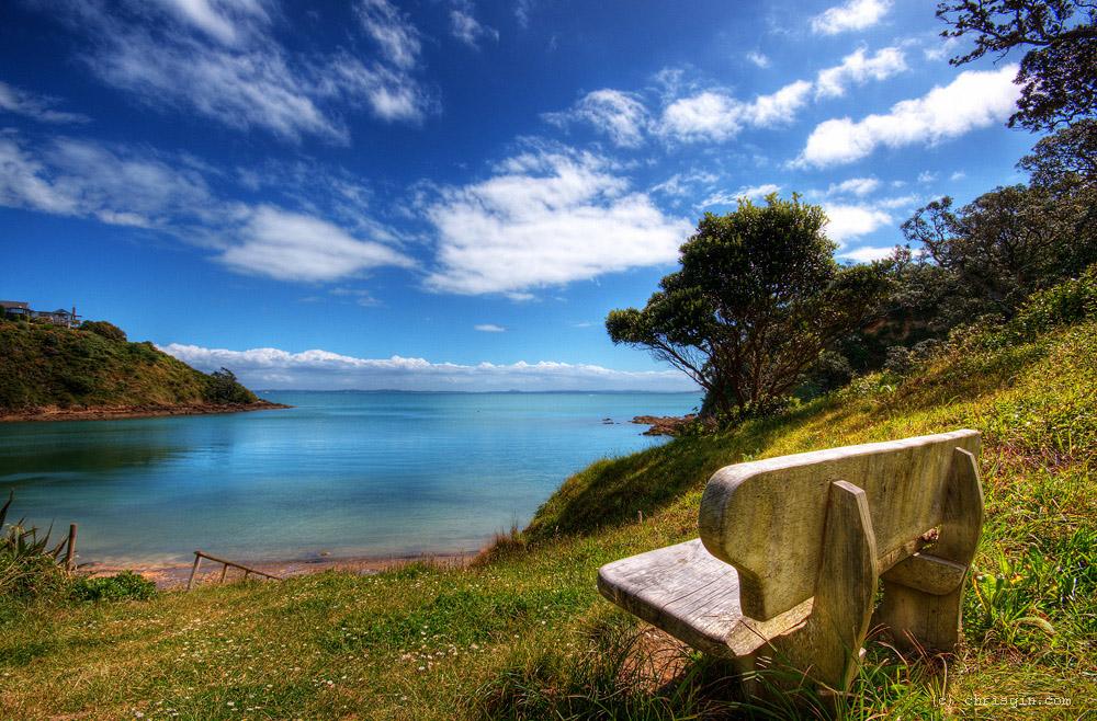 Chris Gin 32 Красота пейзажей Новой Зеландии в объективе Криса Джина