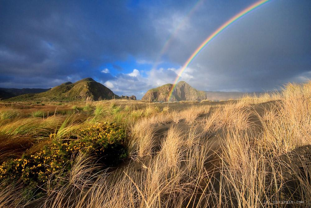 Chris Gin 36 Красота пейзажей Новой Зеландии в объективе Криса Джина