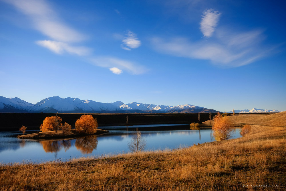 Chris Gin 8 Красота пейзажей Новой Зеландии в объективе Криса Джина