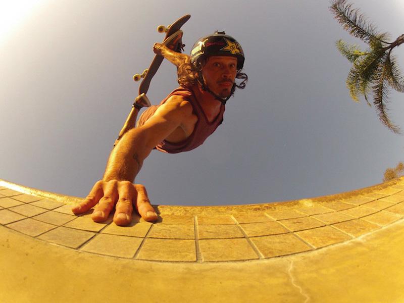 Фото в новой перспективе с помощью камеры GoPro