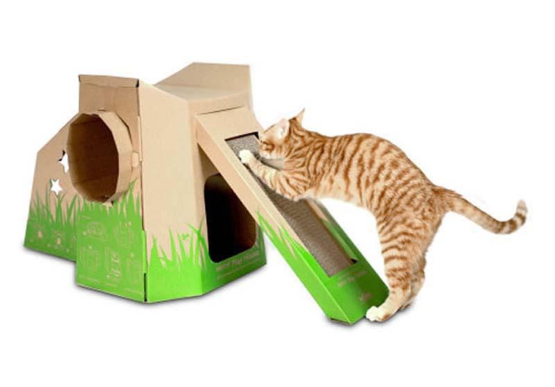 For Cats 11 Кошачьи домики