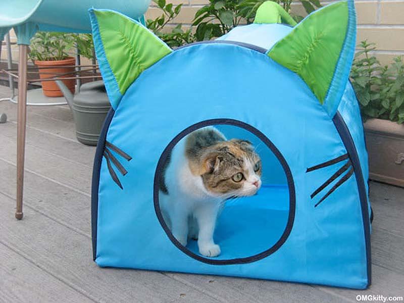 For Cats 15 Кошачьи домики
